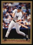 1999 Topps #416  Paul O'Neill  Front Thumbnail