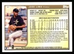 1999 Topps #87  Jose Lima  Back Thumbnail