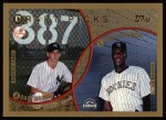 1999 Topps #219  Adam Brown / Choo Freeman  Front Thumbnail