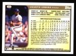 1999 Topps #366  Ugueth Urbina  Back Thumbnail
