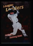 1999 Topps #225   -  Sammy Sosa League Leaders Front Thumbnail