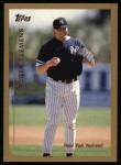 1999 Topps #334  Roger Clemens  Front Thumbnail
