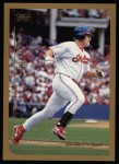 1999 Topps #161  Brian Giles  Front Thumbnail