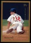 1999 Topps #30  Todd Walker  Front Thumbnail
