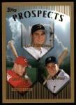 1999 Topps #205  Lance Berkman / Gabe Kapler  Front Thumbnail