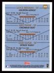 1999 Topps #205  Lance Berkman / Gabe Kapler  Back Thumbnail