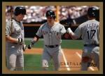 1999 Topps #199  Vinny Castilla  Front Thumbnail