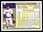 1999 Topps #106  Butch Huskey  Back Thumbnail
