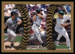 1999 Topps #457  Travis Lee / Todd Helton / Ben Grieve  Front Thumbnail