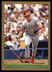 1999 Topps #286  Todd Zeile  Front Thumbnail