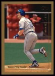 1999 Topps #393  Jeff Conine  Front Thumbnail