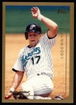 1999 Topps #82  Todd Dunwoody  Front Thumbnail