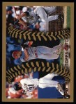 1999 Topps #459  Mike Piazza / Ivan Rodriguez / Jason Kendall  Front Thumbnail