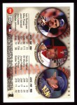 1999 Topps #459  Mike Piazza / Ivan Rodriguez / Jason Kendall  Back Thumbnail