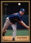 1999 Topps #184  Woody Williams  Front Thumbnail