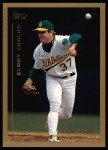 1999 Topps #27  Kenny Rogers  Front Thumbnail