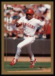 1999 Topps #111  Tom Goodwin  Front Thumbnail