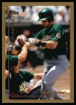 1999 Topps #279  Mike Blowers  Front Thumbnail
