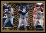 1999 Topps #454  Sammy Sosa / Ken Griffey Jr. / Juan Gonzalez  Front Thumbnail
