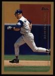 1999 Topps #136  Matt Walbeck  Front Thumbnail