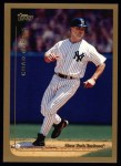 1999 Topps #124  Chad Curtis  Front Thumbnail