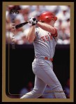 1999 Topps #128  Rusty Greer  Front Thumbnail
