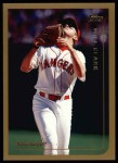 1999 Topps #9  Will Clark  Front Thumbnail