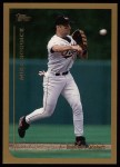 1999 Topps #14  Mike Bordick  Front Thumbnail