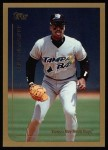 1999 Topps #139  Fred McGriff  Front Thumbnail