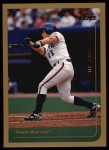 1999 Topps #386  Jose Cruz Jr.  Front Thumbnail