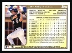 1999 Topps #271  Jeff Abbott  Back Thumbnail