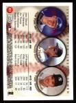 1999 Topps #451   -  John Olerud / Jim Thome / Tino Martinez All- 1B Back Thumbnail
