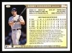 1999 Topps #348  Bobby Higginson  Back Thumbnail