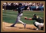 1999 Topps #100  Ken Griffey Jr.  Front Thumbnail
