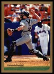 1999 Topps #144  Jeff Reed  Front Thumbnail