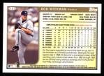 1999 Topps #151  Bob Wickman  Back Thumbnail
