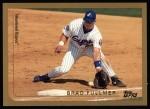 1999 Topps #134  Brad Fullmer  Front Thumbnail