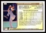 1999 Topps #60  Steve Woodard  Back Thumbnail