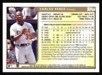 1999 Topps #394  Carlos Perez  Back Thumbnail