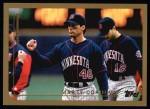 1999 Topps #312  Marty Cordova  Front Thumbnail