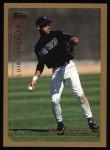 1999 Topps #361  Luis Gonzalez  Front Thumbnail