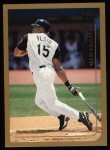 1999 Topps #296  Cliff Floyd  Front Thumbnail