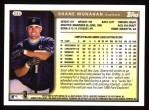 1999 Topps #284  Shane Monahan  Back Thumbnail