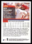2000 Topps #258  Desi Relaford  Back Thumbnail