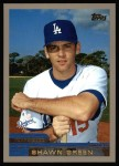 2000 Topps #410  Shawn Green  Front Thumbnail