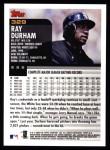 2000 Topps #329  Ray Durham  Back Thumbnail