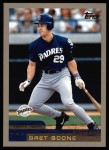 2000 Topps #337  Bret Boone  Front Thumbnail