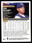 2000 Topps #414  Ron Belliard  Back Thumbnail