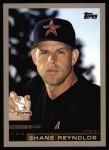 2000 Topps #365  Shane Reynolds  Front Thumbnail