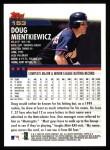 2000 Topps #153  Doug Mientkiewicz  Back Thumbnail